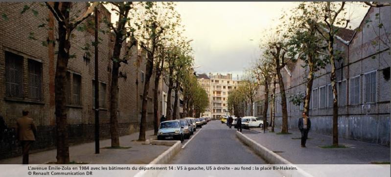 Avenue Emile Zola Avenue10
