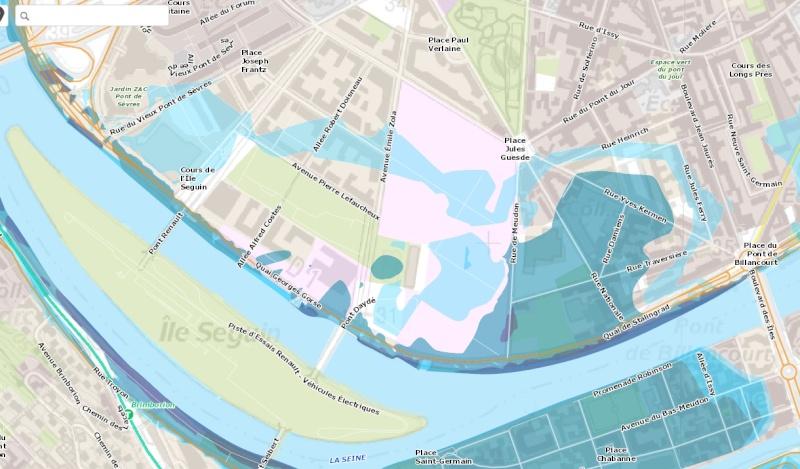 Crues - Risques d'inondations - PPRI Crue_i10