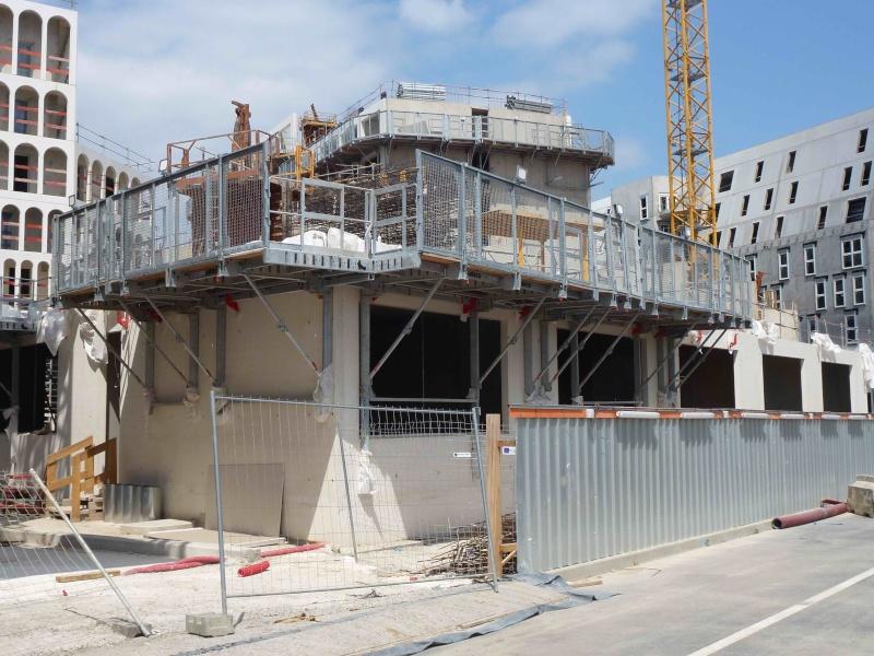 Photos de la résidence de logements sociaux - Vilogia (B5c) P1230032