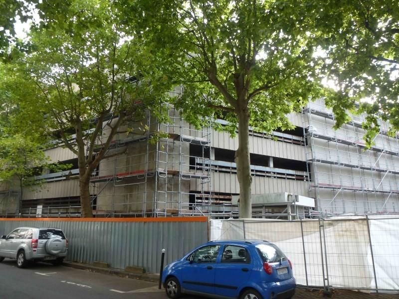 Nouveau collège sur le trapèze P1230615