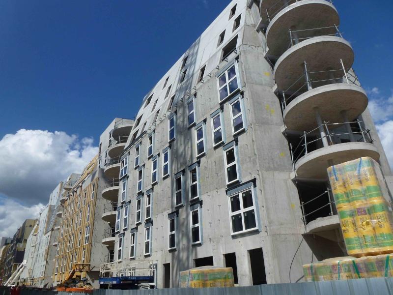 Ilot A5 - Rives de Seine II - Logements sociaux - Page 2 P1240029