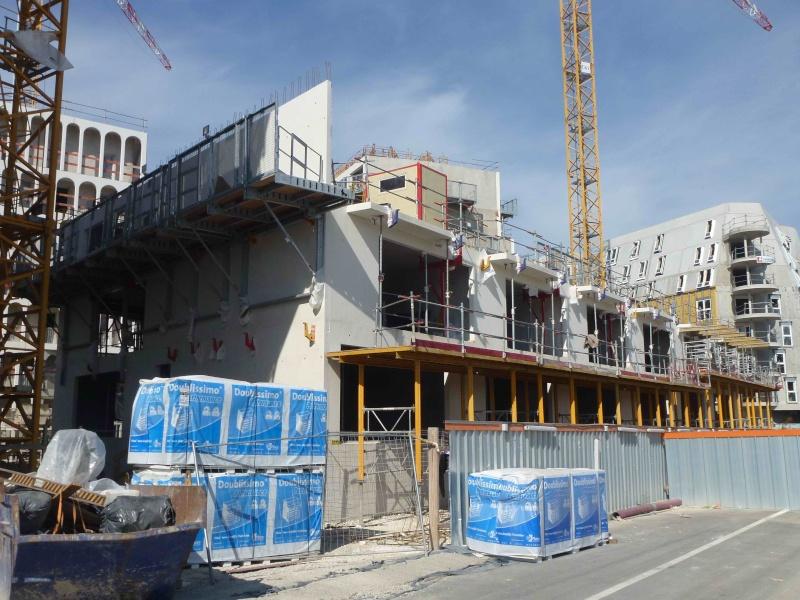 Photos de la résidence de logements sociaux - Vilogia (B5c) P1290419