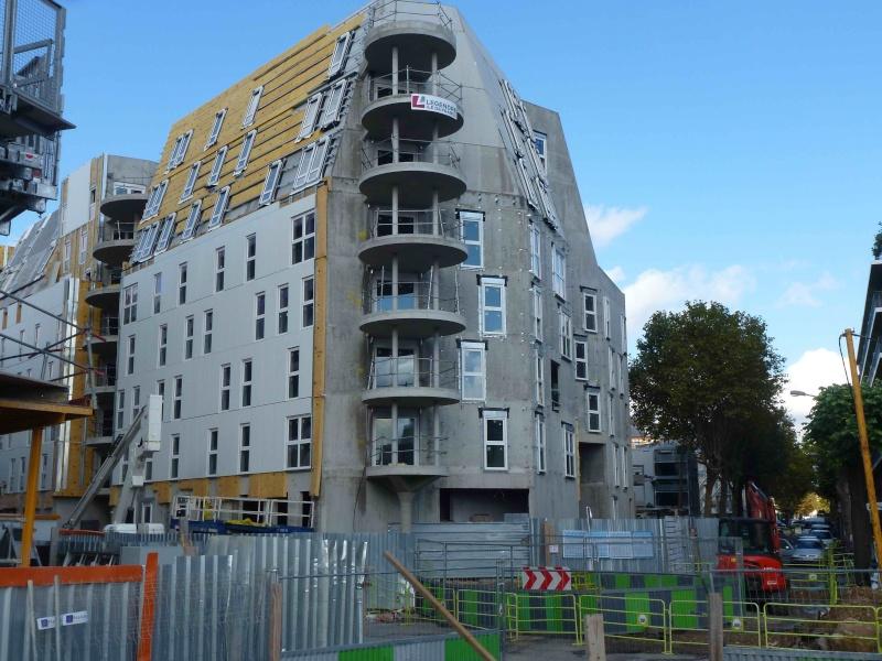 Ilot A5 - Rives de Seine II - Logements sociaux P1300031