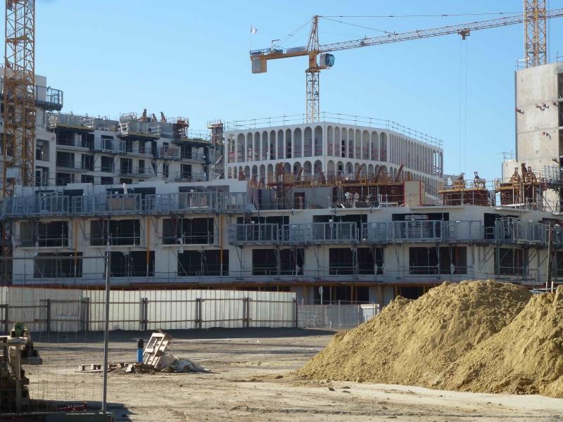 Photos de la résidence de logements sociaux - Vilogia (B5c) P1300315