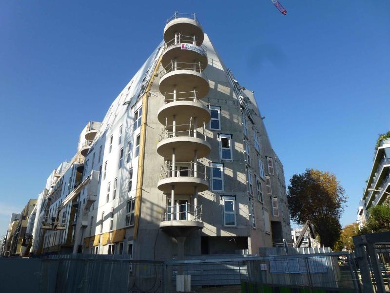 Ilot A5 - Rives de Seine II - Logements sociaux P1300630