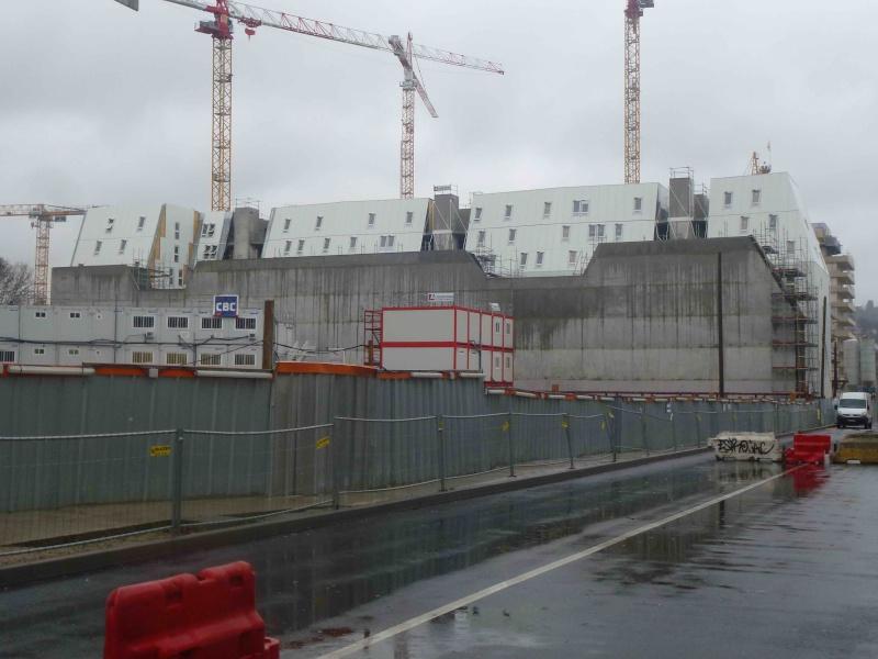 Ilot A5 - Rives de Seine II - Logements sociaux P1320010