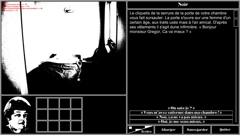 Noir - jeu d'aventure (Unity) Img110