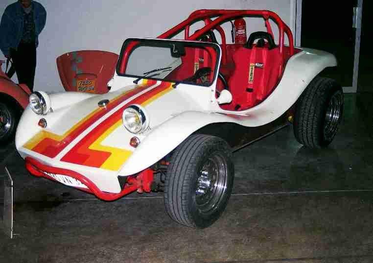 Buggy Montcorgé Buggyf10