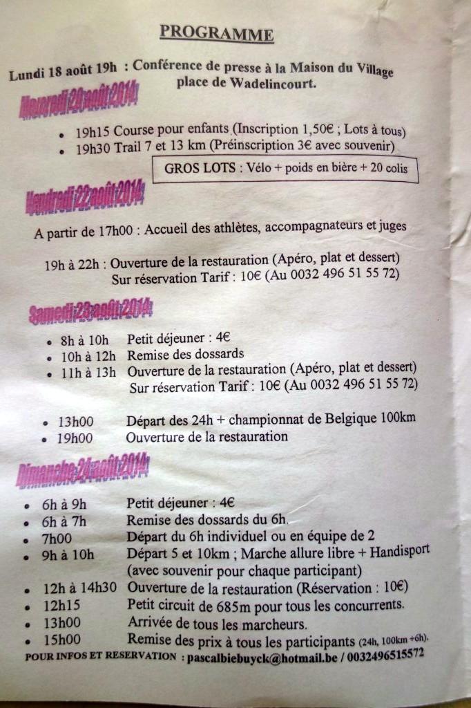 24 heures de Wadelincourt (B): 23-24 août 2014 Dsc01112