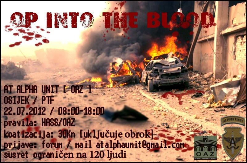 """OP """"INTO THE BLOOD"""" - Osijek/PTF - 22.7. 032d2f10"""