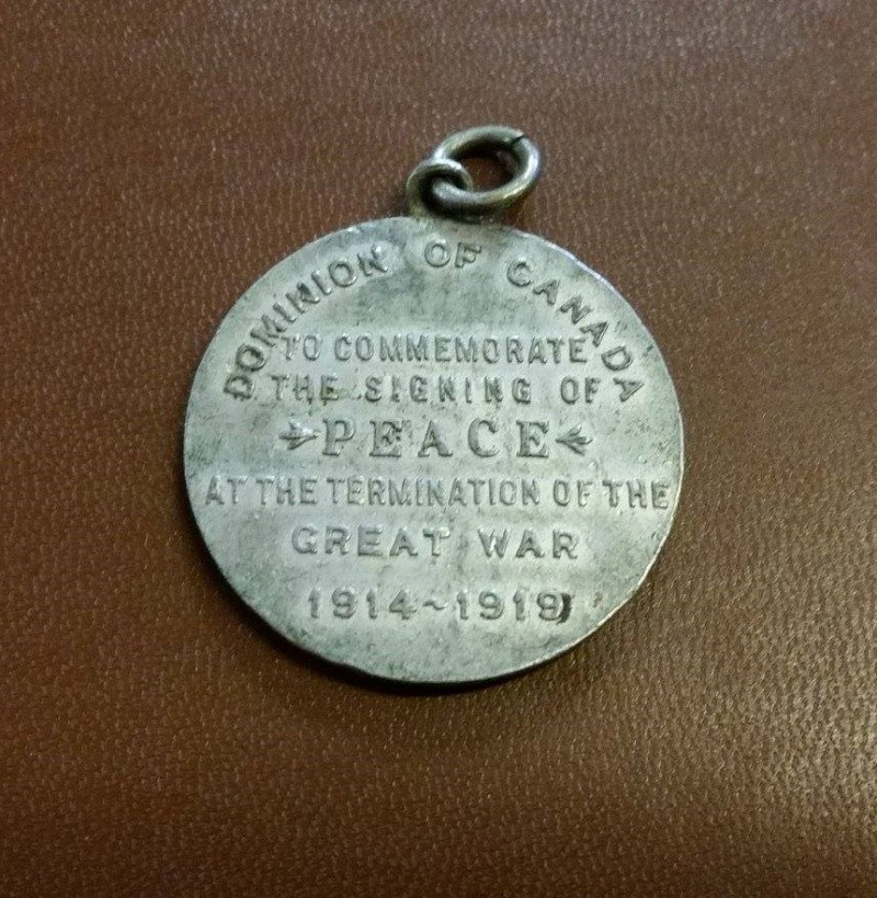 1919 Peace Medal 10650410