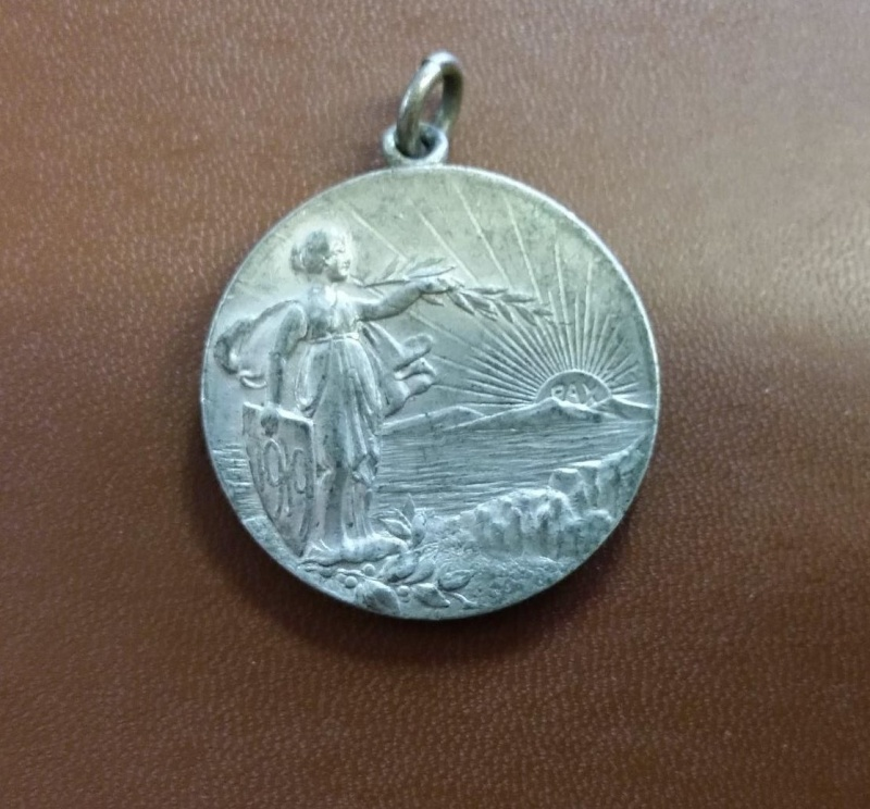1919 Peace Medal 10658410