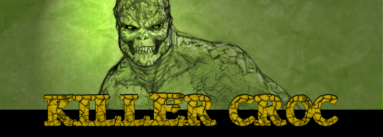 Rencontre Spaghetti (Killer Croc et Vittorio) [Arkham City] Sign_c11
