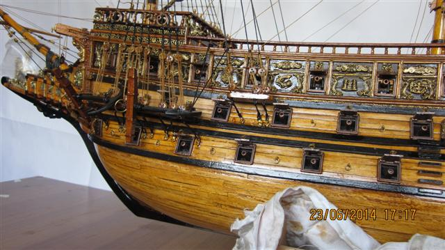 Sovereign of the seas di Amati by Verino - Pagina 8 Sovran22