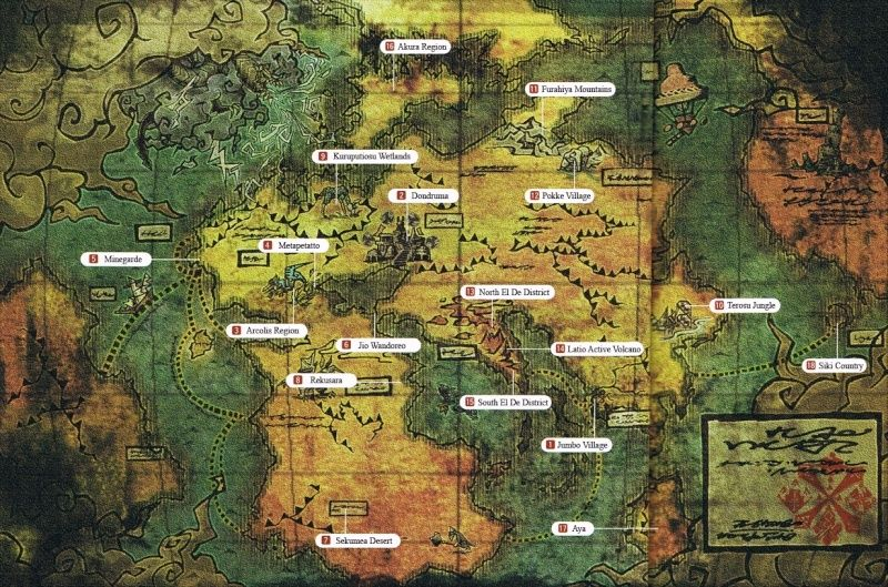 Carte du Monde de Monster Hunter Mh_wor10