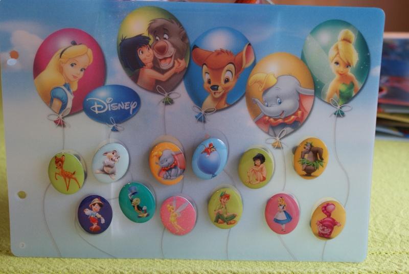 Pin's Disney dans les magasins Carrefour Belgique Dsc03311