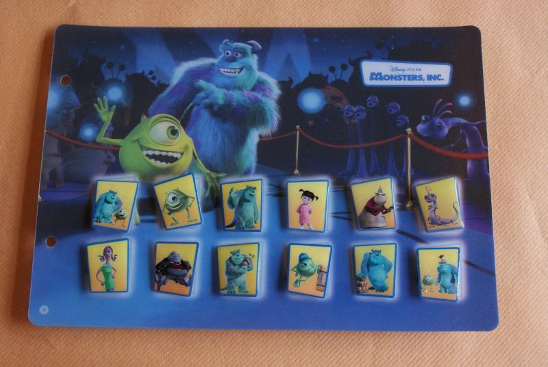 Pin's Disney dans les magasins Carrefour Belgique Dsc03313