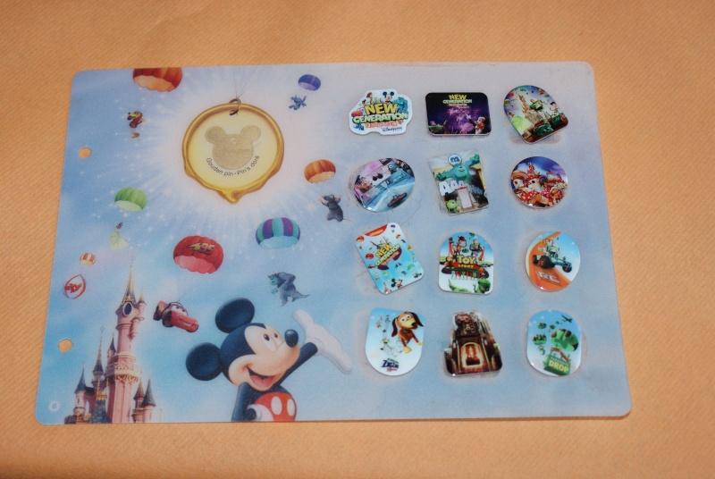 Pin's Disney dans les magasins Carrefour Belgique Dsc03410