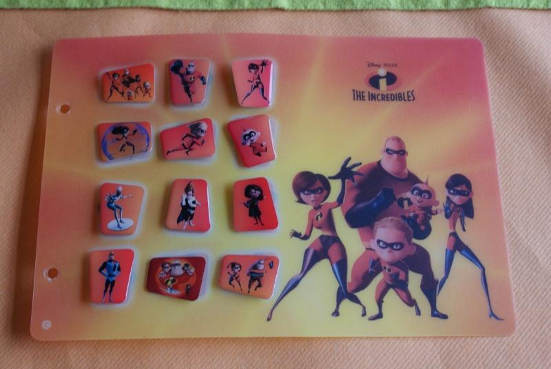 Pin's Disney dans les magasins Carrefour Belgique Dsc03411