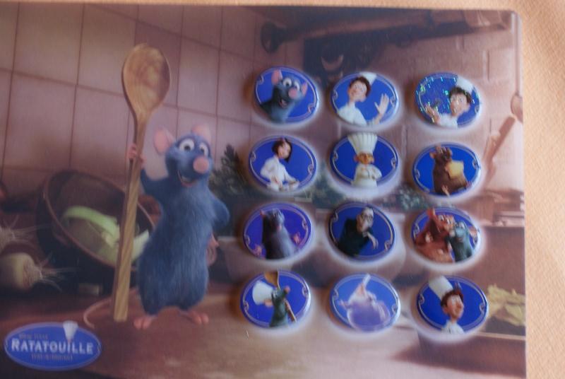 Pin's Disney dans les magasins Carrefour Belgique Dsc03412