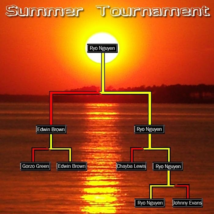 EA SPORTS UFC 1 : Summer Tournament ( Terminé ) Summer13