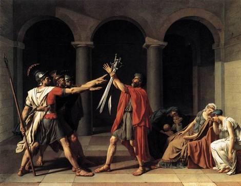 Nouveau denier de la gens Curiatia David-10