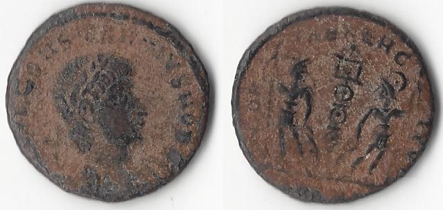 Bronzes de l'empire Romain10