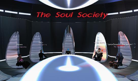 The Soul Society Soul-s10