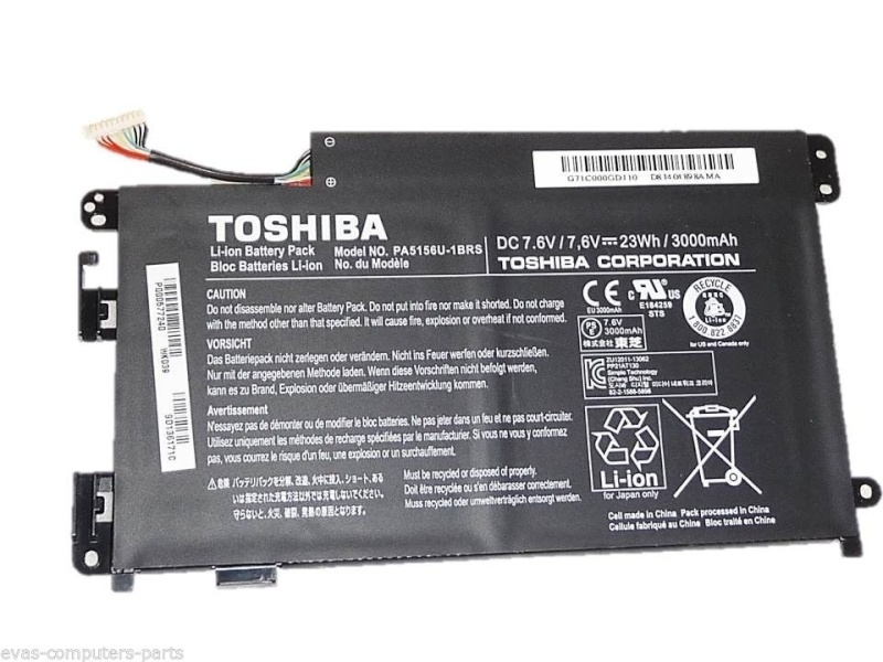 Toshiba Satellite Click W35Dt Battery P000577240 1215