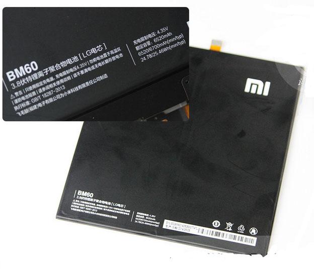 Xiaomi MiPad Battery BM60 1217