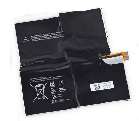 Microsoft Surface Pro 3 Battery MS011301-PLP22T02 1222