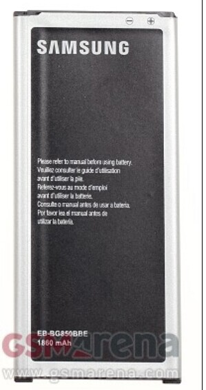 Samsung Galaxy Alpha Battery EB-BG850BBE 212