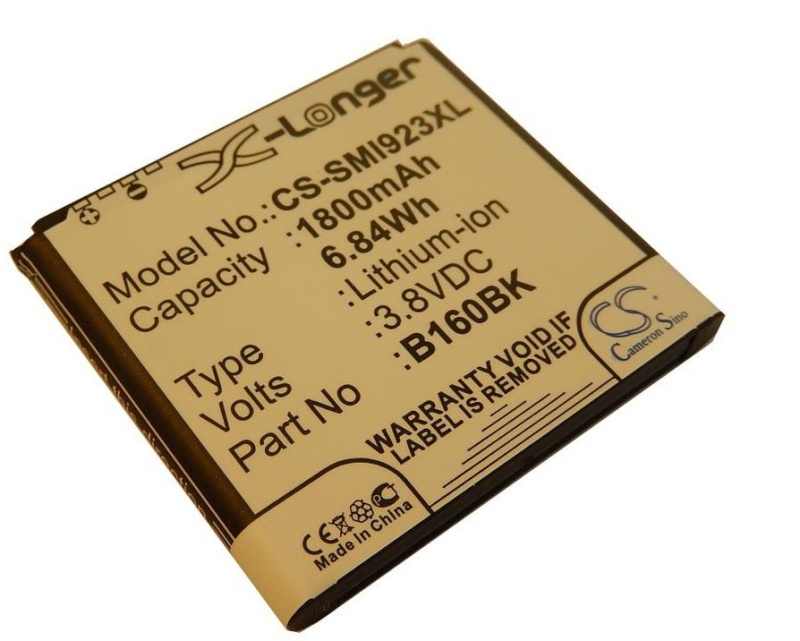 Samsung GT-I9230 Battery B160BE B160BK ML-SS252 _5710