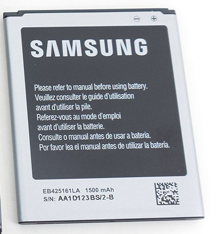 Samsung Galaxy Exhibit SGH-T599 Battery EB425161LA A10