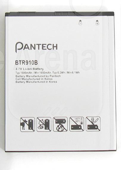 Pantech Marauder Battery BTR910B Brt91010
