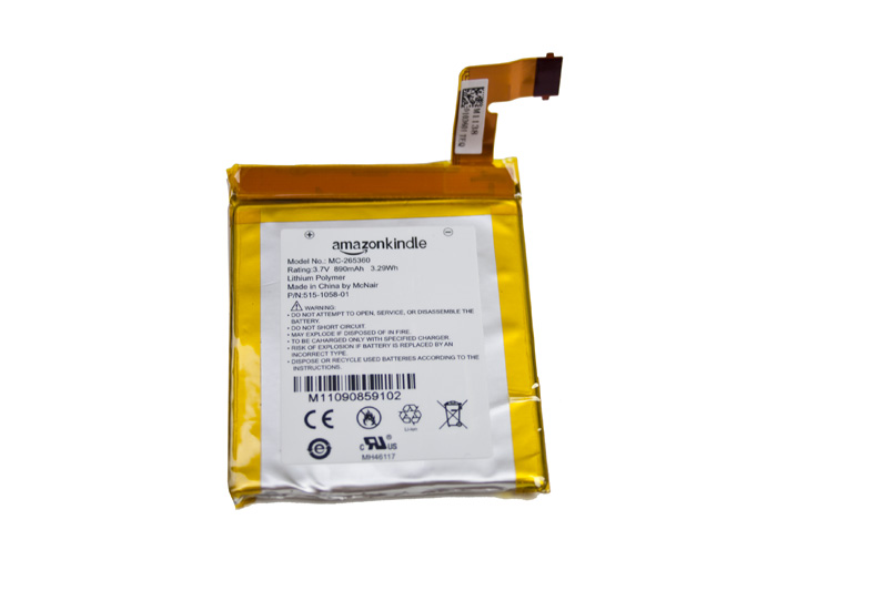 Amazon Kindle 4 Battery 515-1058-01 DR-A015 Dr-a0110