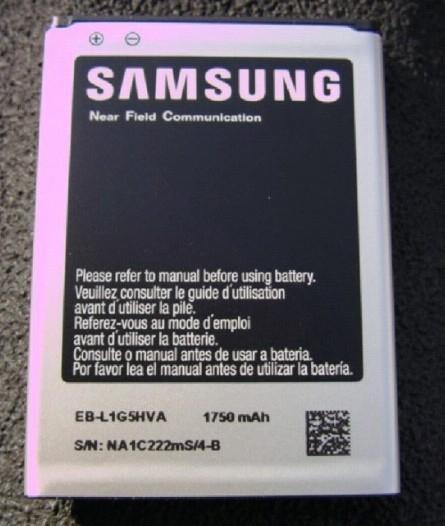 Samsung Galaxy Exhilarate SGH-I577 Battery EB-L1G5HVA Exhila10