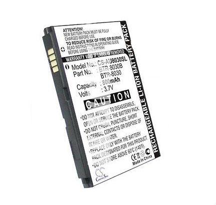 Audiovox BTR8030 BTR8030B Battery ML-AU066 Ml-au012