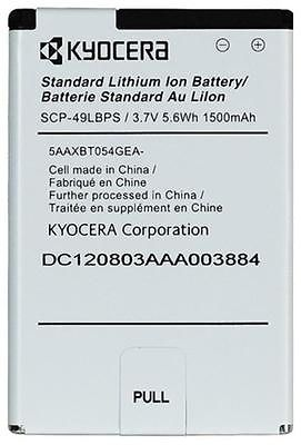 Kyocera Hydro C5170 Rise C5155 Battery SCP-49LBPS ML-KY027 Ml-ky010