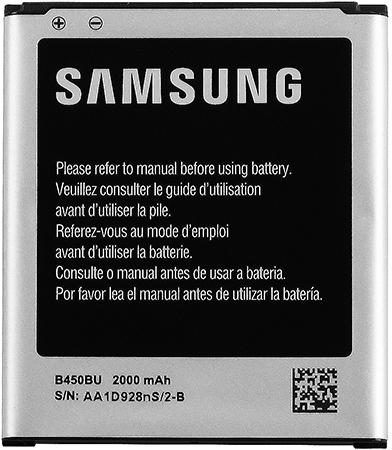 Samsung Galaxy S3 Mini SM-G730A Battery B450BZ Ml-ss218