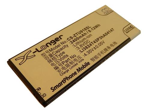 ZTE V5 V5s U9180 Battery li3824t43p3ha04147  ML-ZT019 Ml-zt011