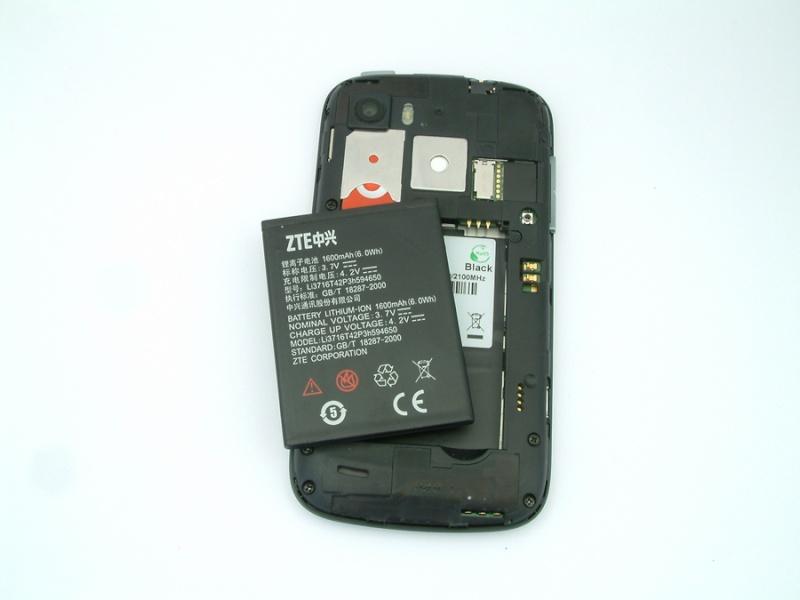 ZTE Grand X U970 Battery Li3716T42P3h594650 U97010