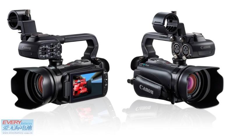 Canon XA10 use BP-800 series battery Xa1010