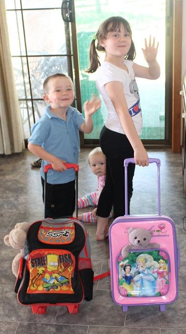 ROADBLOCK entries here! Luggag10