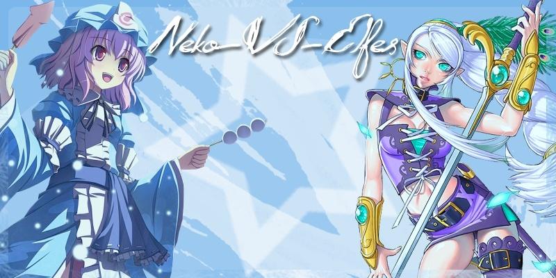 Neko contre Elfes