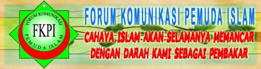 FORUM KOMUNIKASI PEMUDA ISLAM