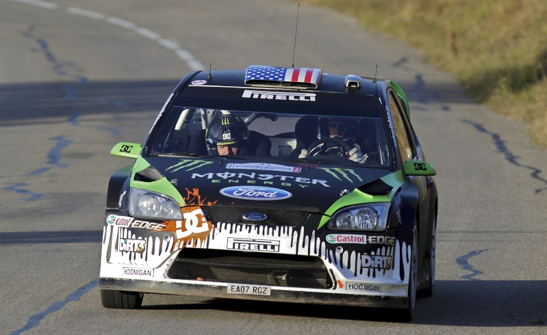 Retour du rallye ALSACE-VOSGES WRC Rallye13