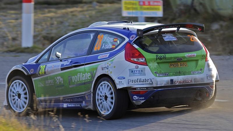 Retour du rallye ALSACE-VOSGES WRC Rallye18