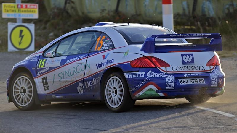 Retour du rallye ALSACE-VOSGES WRC Rallye19