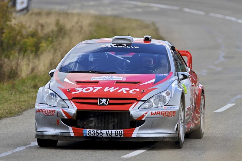Retour du rallye ALSACE-VOSGES WRC - Page 2 Rallye21
